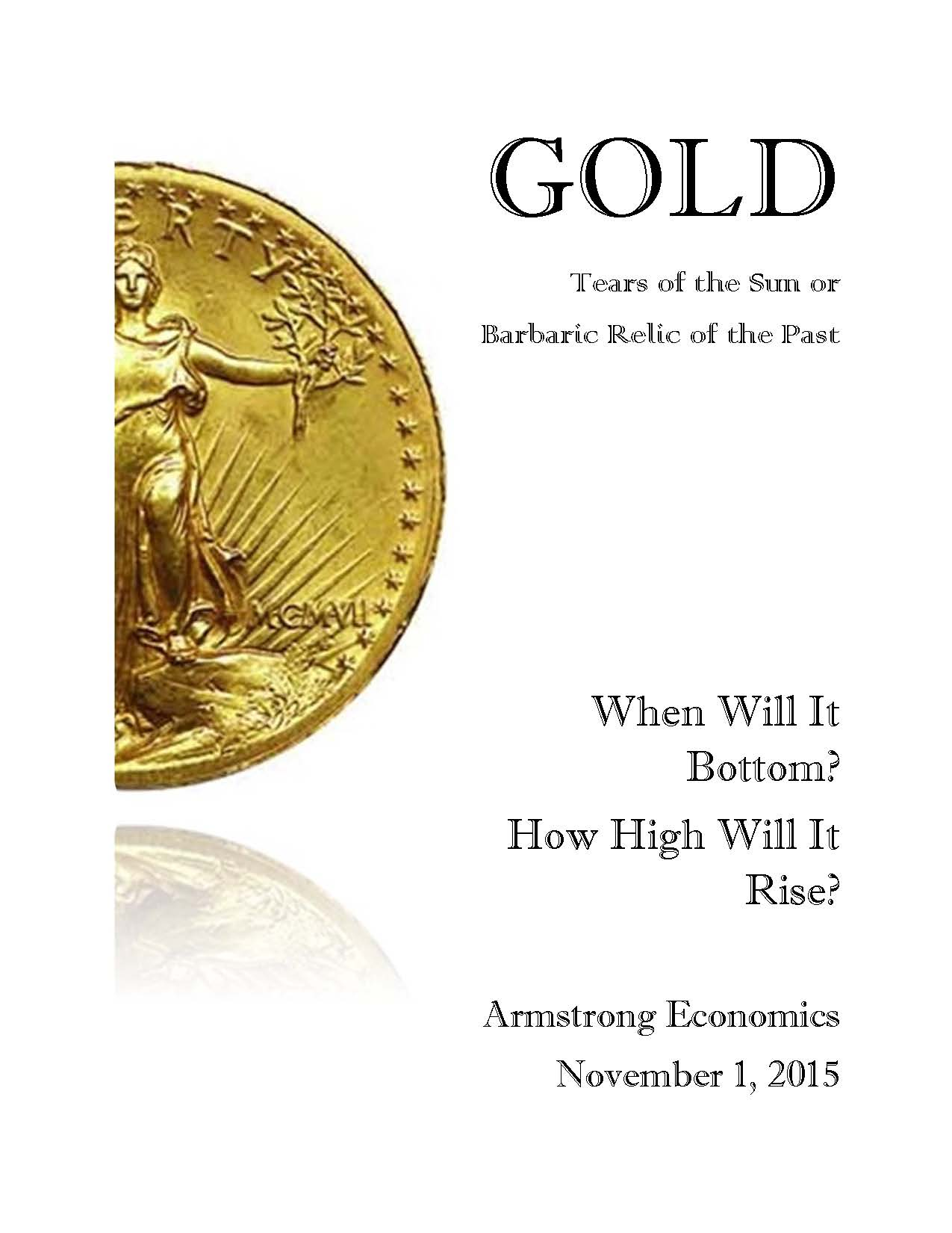 Gold Report 2015