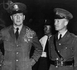 MacArthur-Eisenhower-Bonus-Army