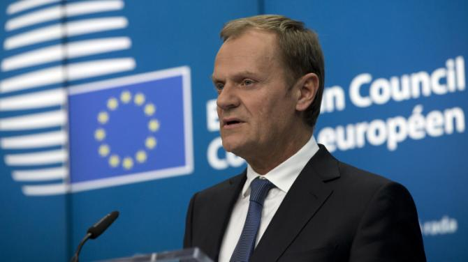 Tusk Donald EU Council President