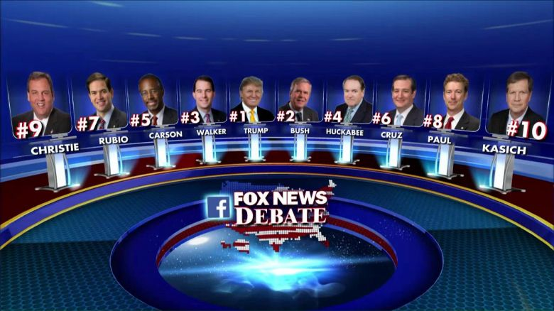 FOX Debate Aug 6, 2015
