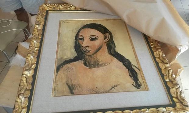 Picasso-Seized
