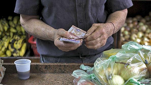 Venezuela-Hyperinflation