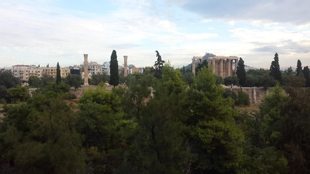 Athens-ROman Temple