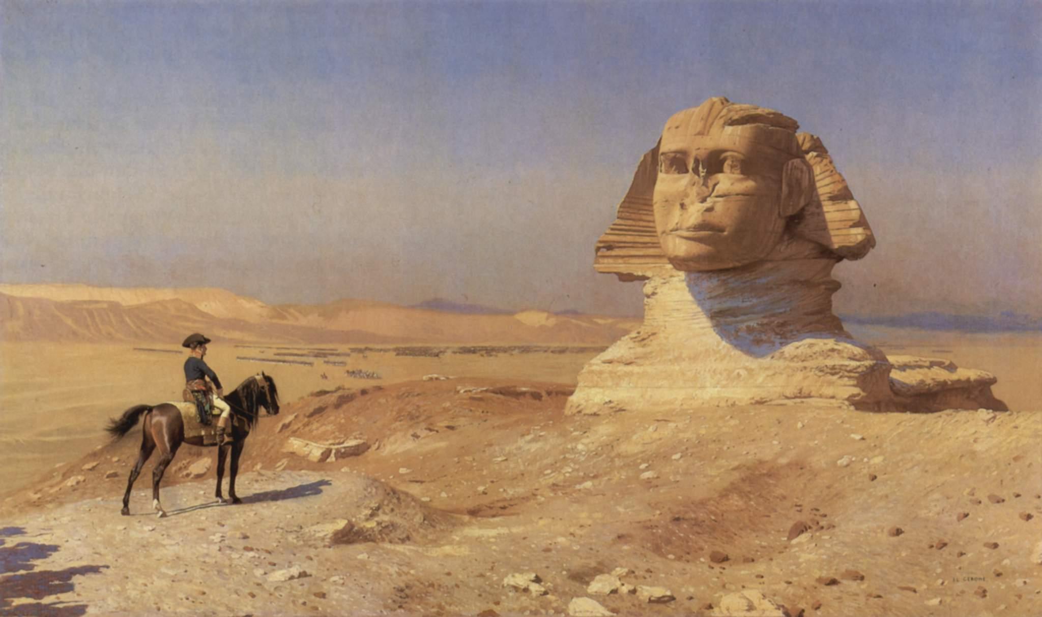 Napoleon-Sphinx