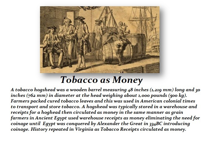 Tobacco Money