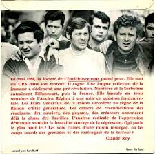 French May 68 Revolution