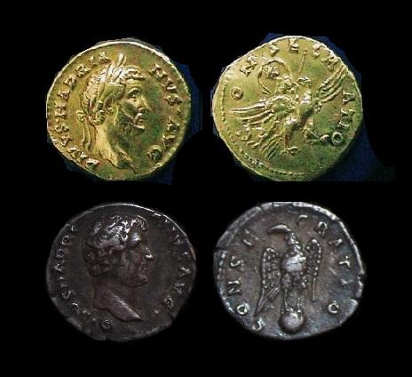 Hadrian Divo Denominations