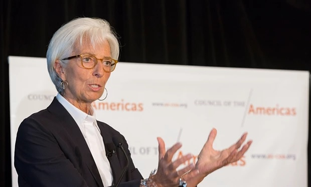 Lagarde-Coming Crisis