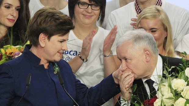 Poland-Election 10-25-2015