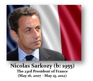 Sarkozy Micolas