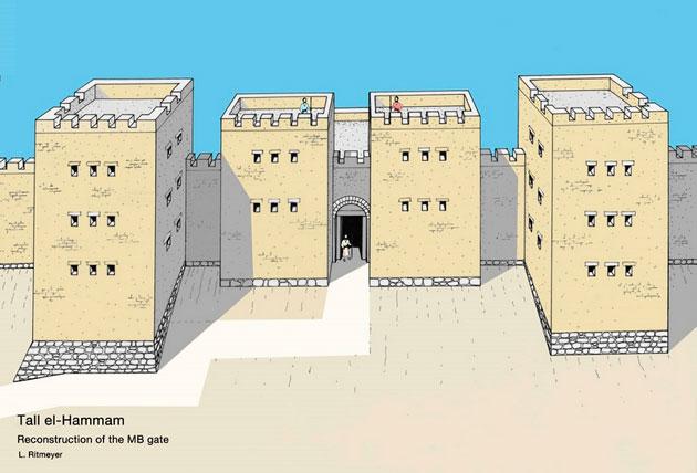 Sodom - Tall in Jordan