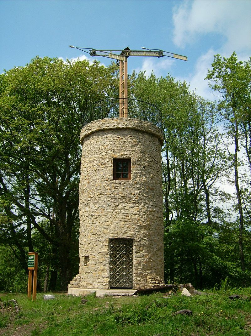 Napoleon Signal Tower