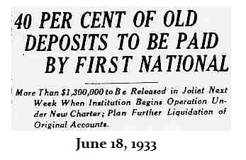 1933 40percent deposite to be paid