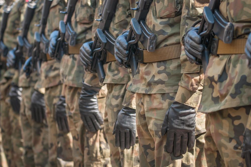Army Trrops