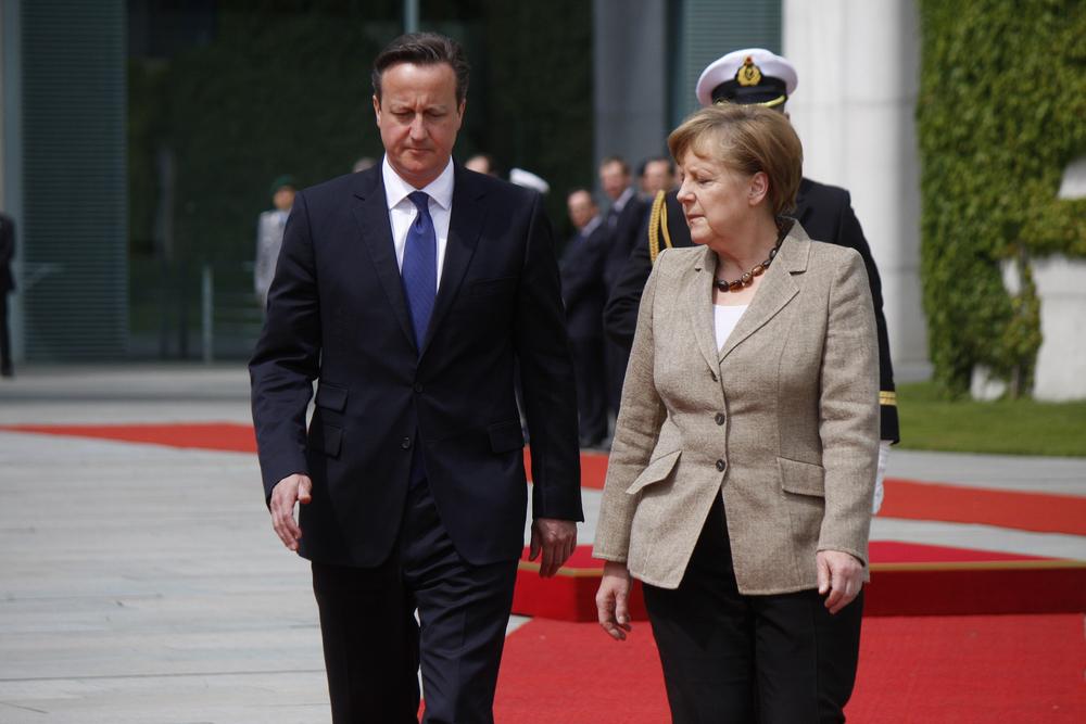 Cameron-Merkel