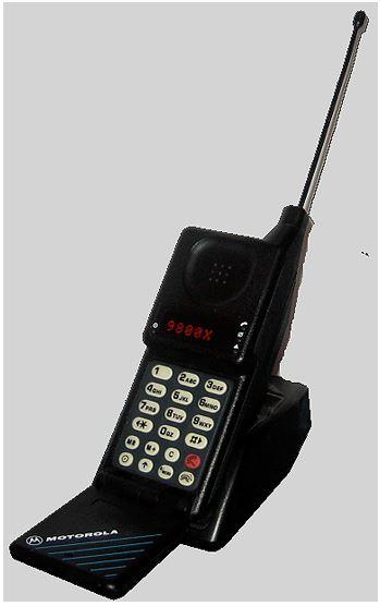 Flip-Phone 1989