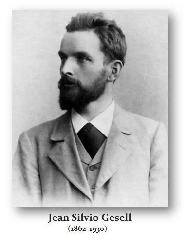 Gesell Jean Silvio (1862-1930)