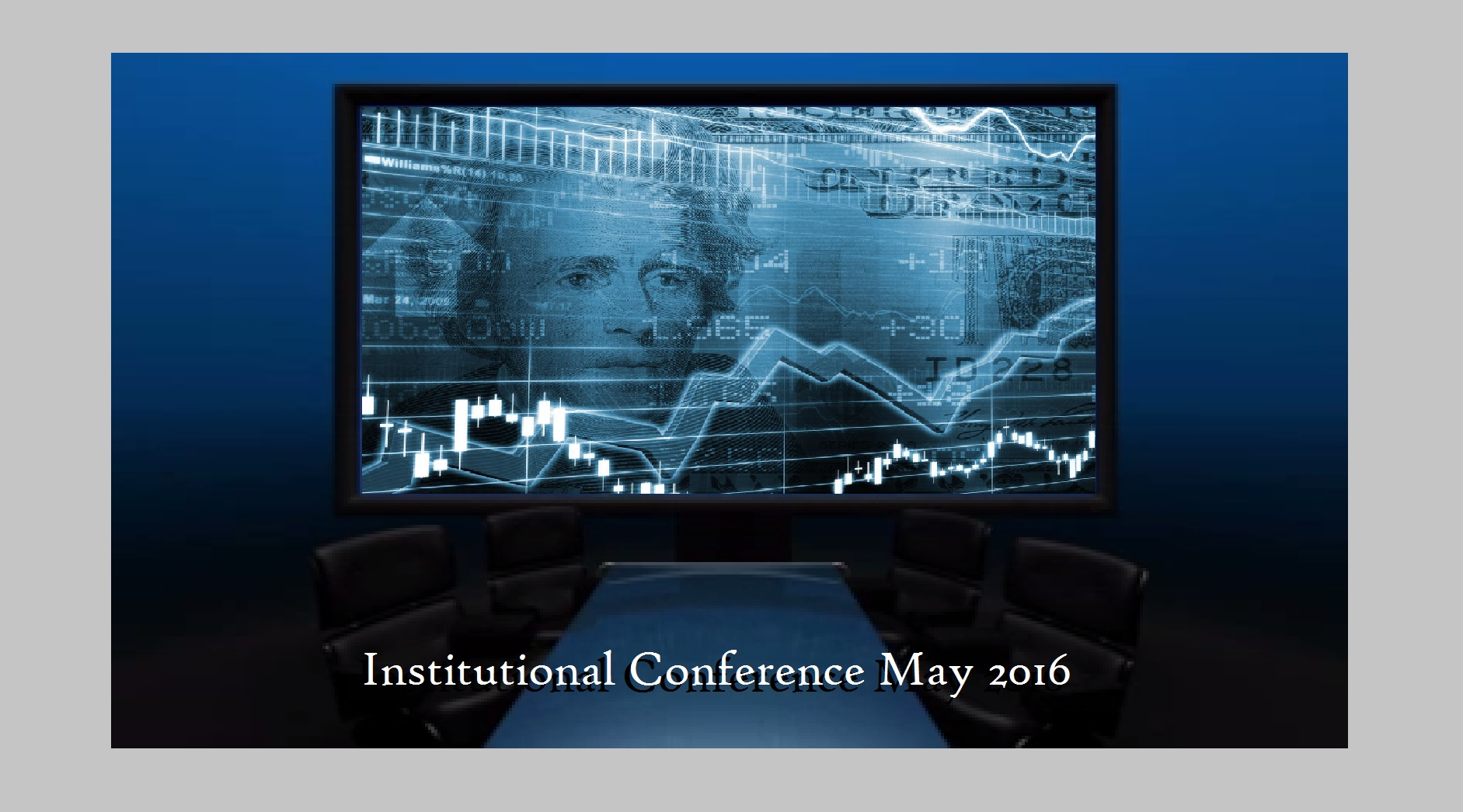 Institutional May 2016