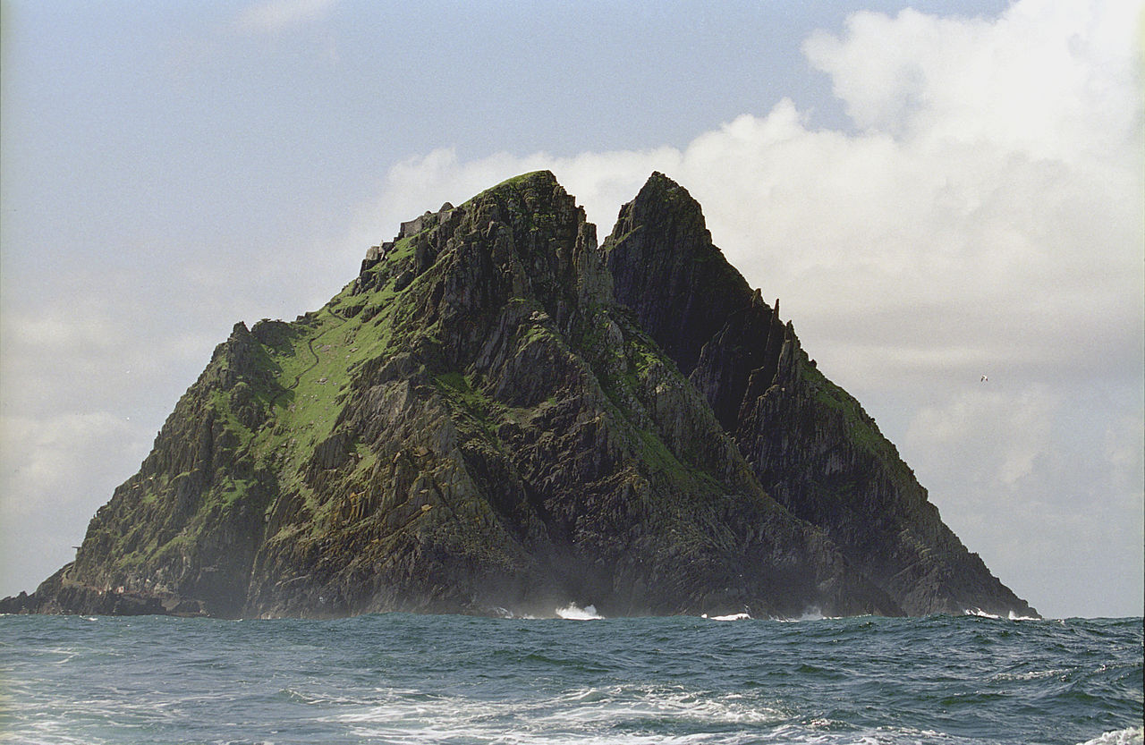 Ireland Great Skellig