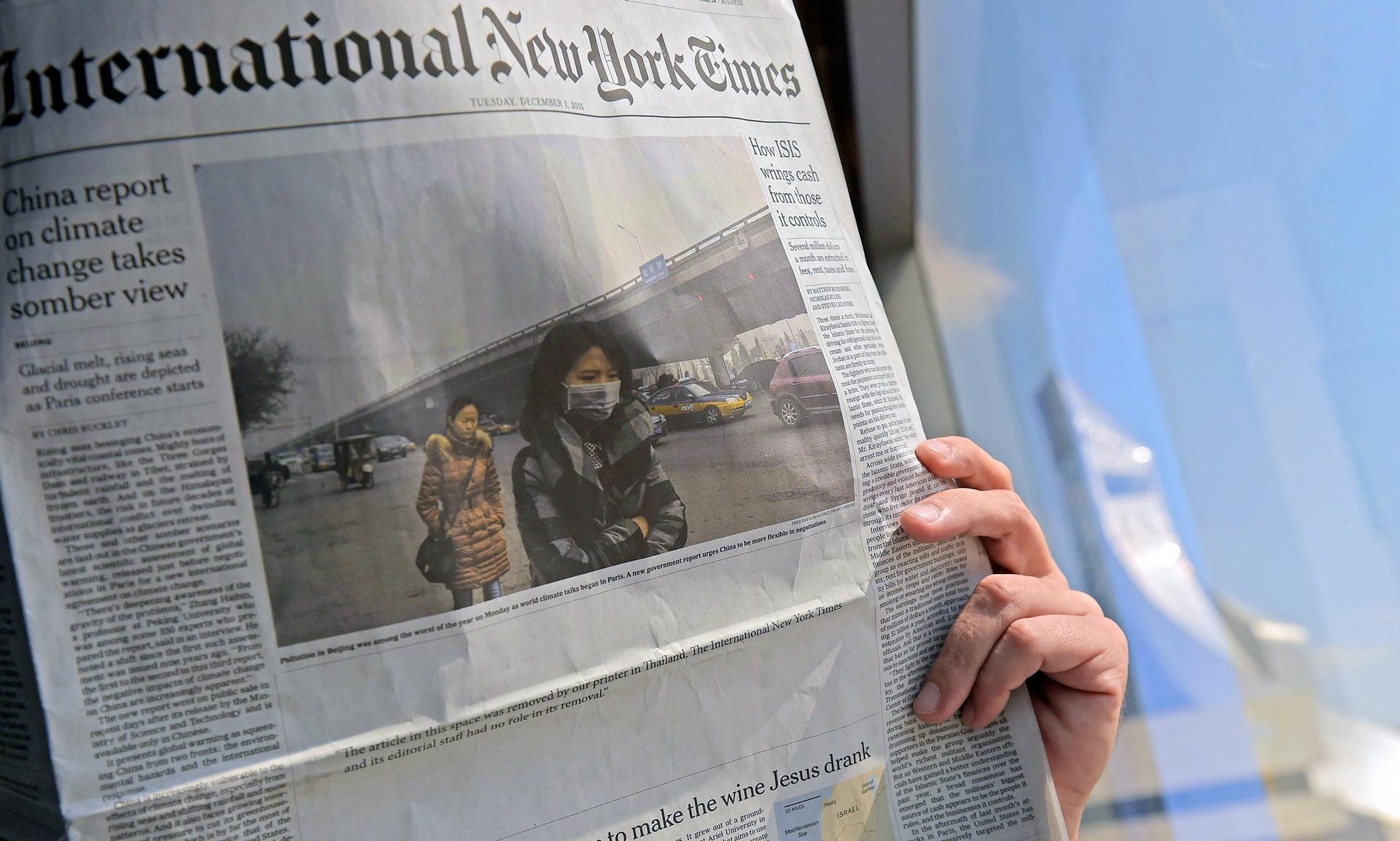 NYTimes Censored