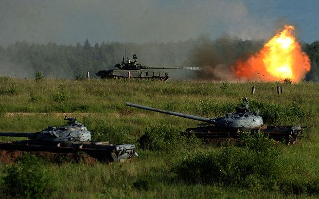 T90 Tanks