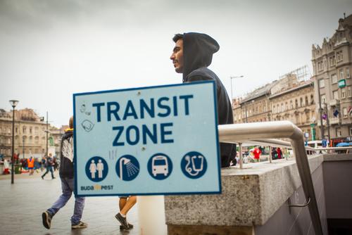 German Transit Zone