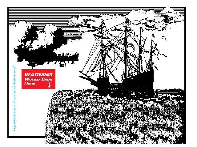 SHIP-END-FLAT-WORLD