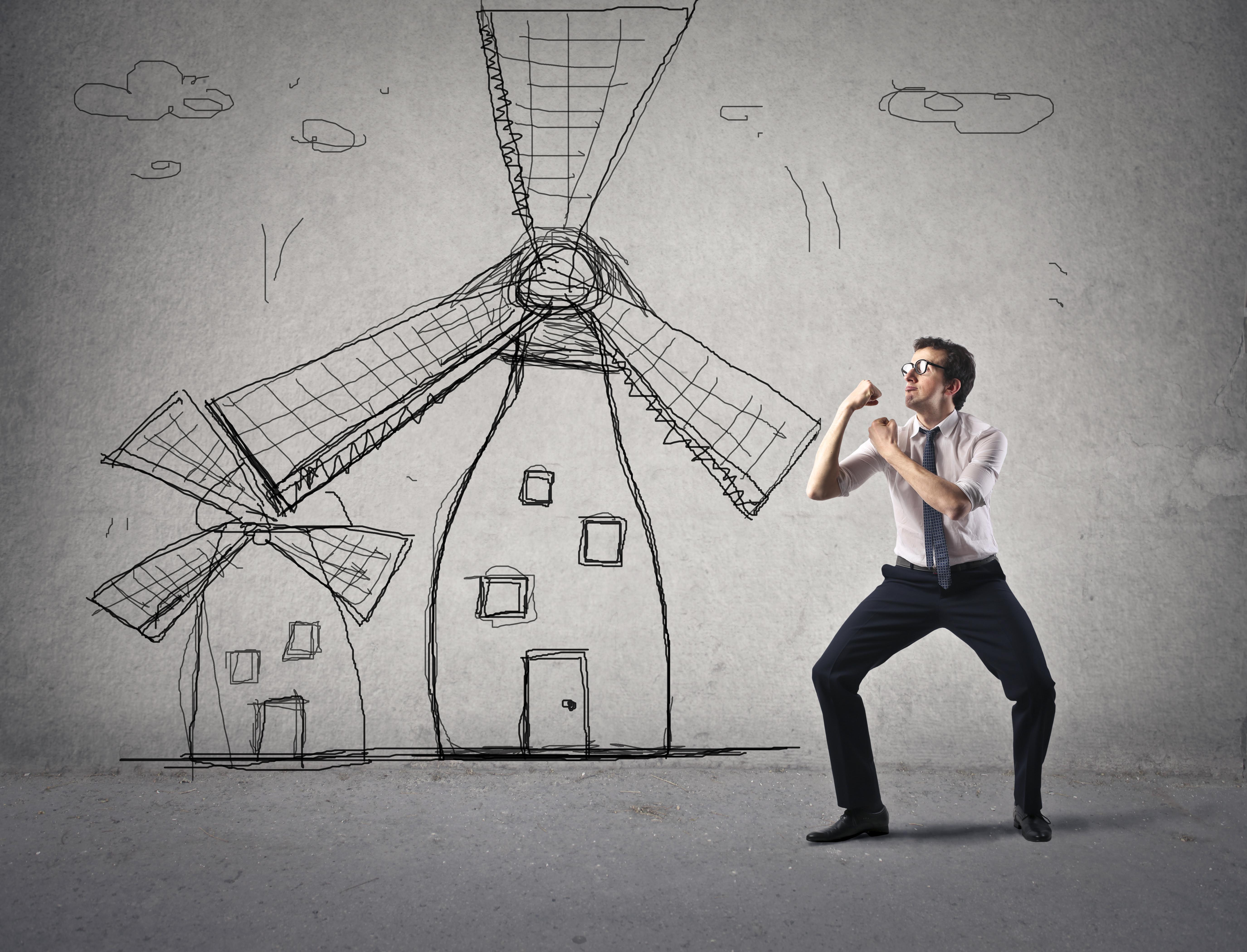 Windmill-Fighting